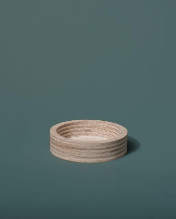 Drevená nádoba - malá